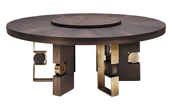 rodrigo 160 - 200 | tavoli, tavoli da pranzo - produzione di lusso ... - Tavolo Soggiorno Wenge 2