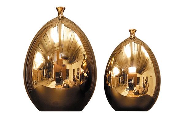 Bubble complementi vasi produzione di lusso made in for Vasi da terra per interni moderni