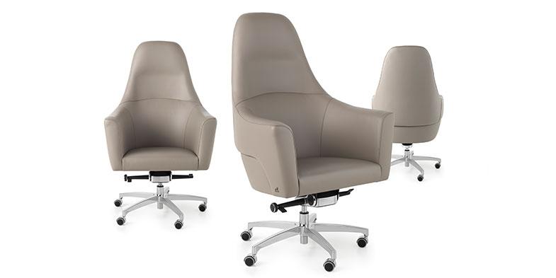 sedia per ufficio direzionale