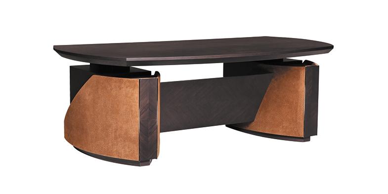Scrivania Ufficio Blu : Mobili ufficio di design l eleganza senza tempo della scrivania