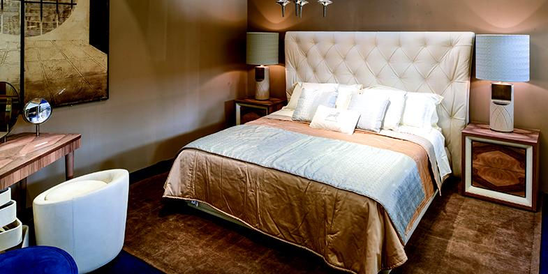 Cloe paris e lock i nuovi mobili eleganti presentati ai for Mobili eleganti