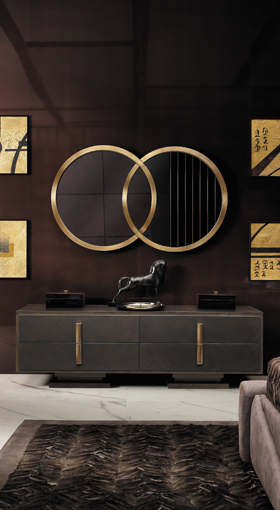 specchi di design Brion