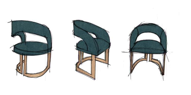 Gatsby - sedie design