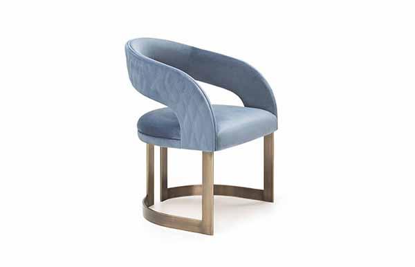 Gatsby sedie e sgabelli produzione di lusso made in italy