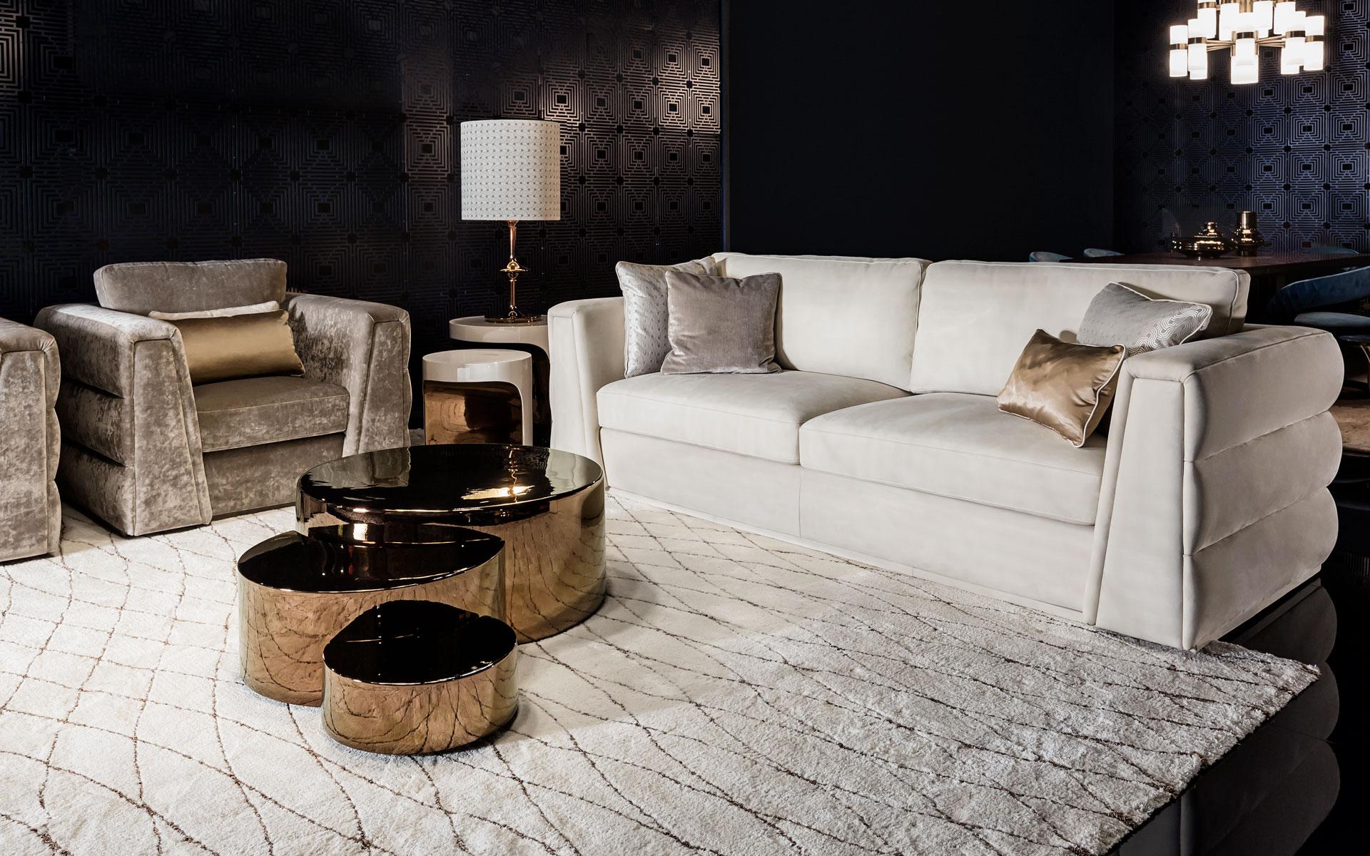 Smania italian furniture living room