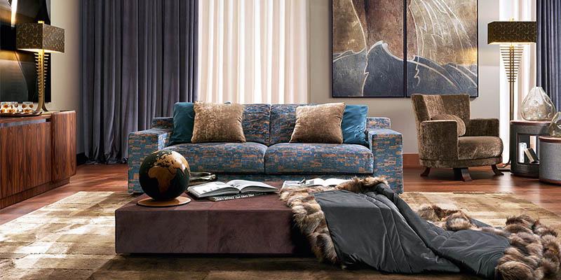 ispirazione_terra01_arredamento casa stile classico moderno Smania
