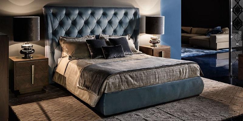 Smania arredamento classico camera da letto