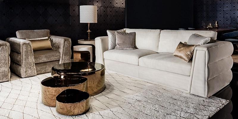 Smania arredamento classico soggiorno