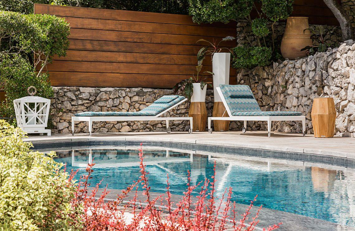 Come Arredare Un Portico Chiuso soluzioni arredamento di lusso per hotel, outdoor e case by